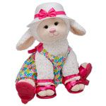 Flower Fun Soft & Sweet Lamb - $49.50 #funfureverybunny #buildabear