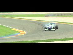 Druhý test #F1 Simony de Silvestrové.