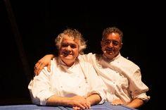Chefs all'Opera |Reggio Emilia- Chef Gianni d'Amato e MAURO ULIASSI (Senigallia - Italy)