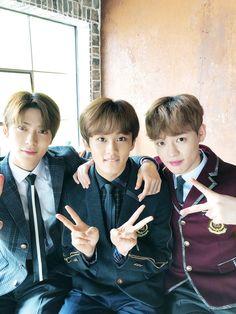 NCT Jaehyun Mark Chenle