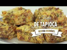 Empada sem farinha | Receitas Saudáveis - Lucilia Diniz - YouTube