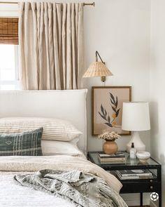 Bedroom Inspo, Home Bedroom, Master Bedroom, Bedroom Decor, Bedroom Ideas, Bedroom Inspiration, Modern Bedroom, Style Inspiration, Interior And Exterior