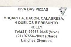 O melhor em pizzas está aqui com a diva das massas.