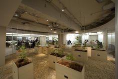 Pasona HQ by Kono Designs in Tokyo, Japan