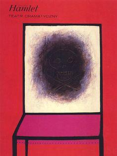 HENRYK TOMASZEWSKI (1914-2005)  Contexto:  DSP de 2GM. Se transmiten ideas, conceptos, EMOCIONES.  >>La IMAGEN CONCEPTUAL.  Junto con Trepkowski, él es uno de los PRECURSORES del estilo.   Su estilo: _Collage: tiras de papel desgarrado _Dibujo / Ilustración _Texto escrito a mano _Gran riqueza cromática y de formas uniformes.  Temas: eventos culturales, cine, circo y política.