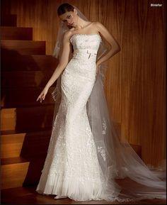 vestido de novia San Patrick