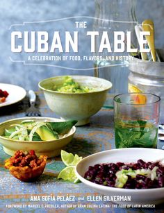 In Cuba, ingredients for cooking haven't always been easy to come by. Cuban-American food writer Ana Sofia Pelaez and American photographer Ellen Silverman explored the country's cuisine. Their book is The Cuban Table. Guyanese Recipes, Cuban Recipes, Cuban Desserts, Spicy Recipes, Delicious Recipes, Yummy Food, Cuban Cuisine, Sweet Paul, Caribbean Recipes