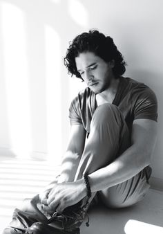 Kit Harington of Game of Thrones