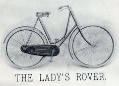 » 1905 The Lady's Rover The Online Bicycle Museum
