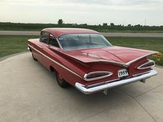 Vintage Cars, Antique Cars, Chevy Impala, Bel Air, Hot Cars, Buick, Cars And Motorcycles, Chevrolet, Classic Cars