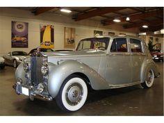 1949 Rolls-Royce Silver Dawn SOLD  - Costa Mesa CA - LSBA9200000000000 (8)