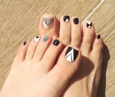 22 tips/sheet Toe Nail Wraps – Fake Nail Store Manicure, Pedicure Nail Art, Toe Nail Art, Pedicure Ideas, Pedicure Designs, Feet Nail Design, Toe Nail Designs, Swag Nails, My Nails