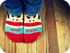 I Heart Paul Frank.