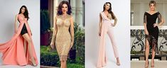 Tinute elegante de seara, trenduri 2019 - Cum sa fii eleganta si stralucitoare la orice nunta Rochii de seara si de zi   Rochii deosebite Orice, Blazer, Formal Dresses, Outfit, Fashion, Dresses For Formal, Outfits, Moda, Formal Gowns