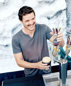 Pedro Pascal attends day 1 of the WIRED Cafe @ Comic Con at Omni Hotel on July 2014 in San Diego, California Pedro Pascal, Gabriel Macht, Man Thing Marvel, Good Looking Men, Eye Candy, Handsome, Actors, Celebs, July 24
