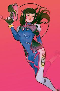my final piece for the dva zine project! Character Art, Character Design, Wonderland Events, Bunny Names, Overwatch Wallpapers, Cartoon Network, Overwatch Fan Art, Chica Anime Manga, Widowmaker