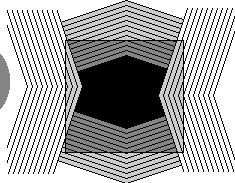 Bended Square no.2 Illusion - http://www.moillusions.com/bended-square-no2-illusion/