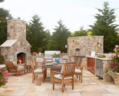 Brick patios complement all architecture styles and suit landscapes ranging from romantic to rustic. See how 15 lovely patios put brick to perfect effect.