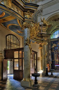 Church of Saints Peter and Paul, Krakow, Poland by JerzyW, via Flickr