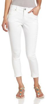 Liverpool Jeans Company Women's Petite Abby Ankle Skinny Colored Jean on shopstyle.com