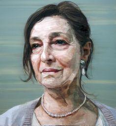 Colin Davidson Artist Soul To Keep (Portrait of Stella McCusker) 2011 oil on…