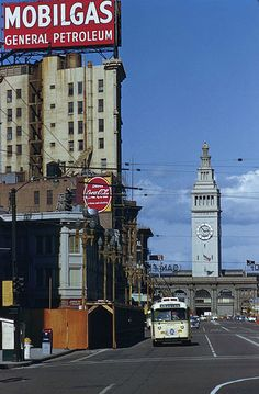 San Francisco • 1957