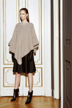 Francesco Scognamiglio Pre-Fall 2013 Fashion Show - Ros Georgiou (Supreme)