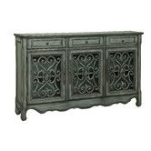 Found it at Wayfair - 3 Drawer 3 Door Credenza