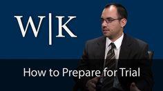 How to prepare for trial https://www.youtube.com/watch?v=hbqJ2sujhFc #criminaldefense #lawyer