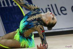Creapik - Internationaux de Thiais 2014 Sport Gymnastics, Rhythmic Gymnastics Leotards, Baby Costumes, Costumes For Women, Snake Costume, Roller Skating, Figure Skating, Most Beautiful Pictures, Grand Prix