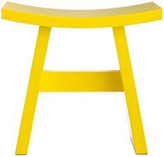 Shogun Hocker chair yellow gelb - BoConcept