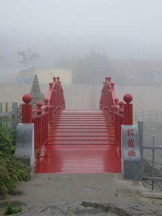 Red Dragon Bridge in Busan