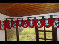 Aprende cómo hacer cenefas navideñas para decorar tu casa