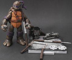 Donatello (Teenage Mutant Ninja Turtles) Custom Action Figure