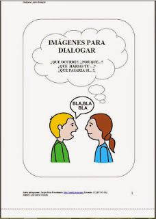 Oratio Orientation: IMÁGENES PARA DIALOGAR. Picture Exchange Communication System, Coaching, Spanish Classroom, Speech Therapy, Classroom Management, Activities, School, Life, Psychology