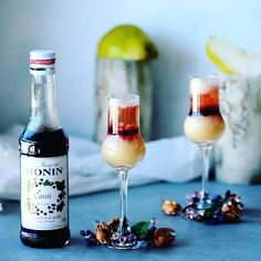 【お試し隊募集】モナンのフレーバーシロップ3本セットをプレゼント! - macaroni Cocktail Recipes, Cocktails, Alcoholic Drinks, Wine, Glass, Food, Happy, Instagram, Craft Cocktails