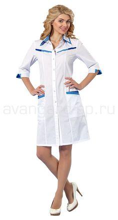 Staff Uniforms, Medical Uniforms, Blouse Nylon, Doctor Coat, Cna Nurse, School Girl Dress, Medical Design, Nylons, Nursing Clothes