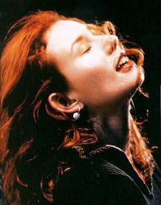 Tori Amos: Her musical and lyrical genius have been with me for so long. Thank you for your WEIRD, Thank you for your haunting, poetic, sexual truths.