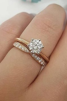 Tiffany OFF! Most Loved Tiffany Engagement Rings ★ See more: www. Engagement Ring Tiffany, Engagement Solitaire, Tiffany Wedding Rings, Gold Wedding Rings, Rose Gold Engagement Ring, Engagement Ring Settings, Bridal Rings, Vintage Engagement Rings, Diamond Wedding Bands
