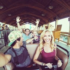 Dazed and happy after lapping roller coasters at the @GoPro hero3+ launch party a couple weeks ago. @abekislevitz @Laura Bradford @calebfarro // #g...