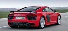 Das ist der neue Audi R8 : Neuer Audi R8 im bekannten Design