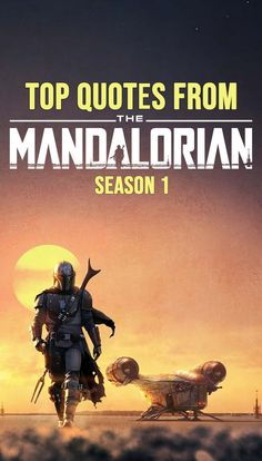 The Mandalorian Quotes | Top quotes from awesome scene from Season 1 of The Mandalorian - tv series from the Star Wars Universe created by Dave Filoni (Lucasfilm, Disney plus). Quotes from your favorite characters Din Djarin (Mando, played by Pedro Pascal), The Child (Grogu, Baby Yoda), Cara Dune (Gina Carano), Greef Karga (Carl Weathers), Moff Gideon (Giancarlo) & Kuiil. | Star Wars Quotes Star Wars Quotes, Star Wars Humor, Star Wars Books, Star Wars Art, Tv Show Quotes, Top Quotes, Carl Weathers, Cara Dune, Nerd Humor