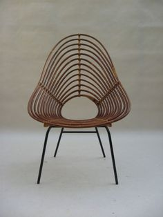 215 best Vintage Rattan Chairs images on Pinterest   Cane chairs     rattan