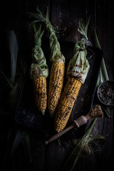 miso honey butter corn on the cob - twigg studios