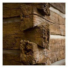 Old Kentucky Concrete Logs