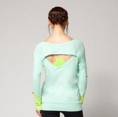 Splits 59 - Vail Cut Out Pullover