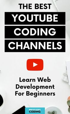 Are you wondering if you can learn to code for free by watching YouTube tutorials? You definitely can! And it's not just free, but there are tons of amazing programming and web development channels to start learning tech skills from scratch. If you are new to coding, check out these great YouTube channels to learn programming for absolute beginners. Pick a channel, choose your tools and language, and start your first tutorial right now! Basic Computer Programming, Learn Computer Coding, Learn Computer Science, Programming Tools, Programming Tutorial, Python Programming, Learning Web, Learning Resources, Learn Coding Online