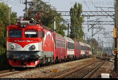 RailPictures.Net Photo: 91 53 0477 784-9 CFR Calatori - Romanian Railways ASEA 060-EA at Ilfov county, Romania by Cristian Vladu