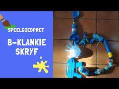 B-klankie skryf - YouTube #klank #klanke #b klanke #afrikaans #Graad R #juffrou #skryf #leer #kindergarten #phonics Kindergarten Phonics, Afrikaans, Beer, Youtube, Root Beer, Ale, Youtubers, Youtube Movies