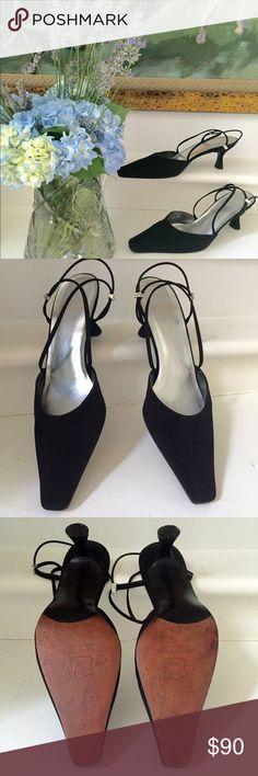 Stuart Weitzman Sling-Back Heels Toe Length, Fashion Design, Fashion Tips, Fashion Trends, Stuart Weitzman, Wrapping, Shoes Heels, Lace Up, Jewels